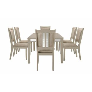 Mccoll 7 Piece Dining Set by House of Ham..
