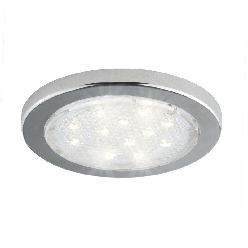 Bazz led under cabinet puck light reviews wayfair led under cabinet puck light aloadofball Gallery