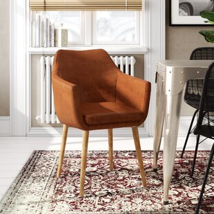 La Palma Upholstered Dining Chair By Borough Wharf