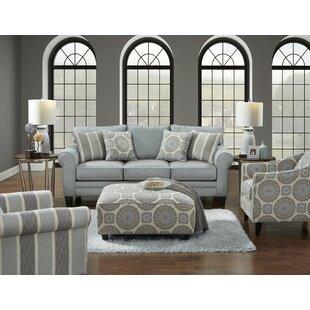 Darby Home Co Batson Configurable Living Room Set
