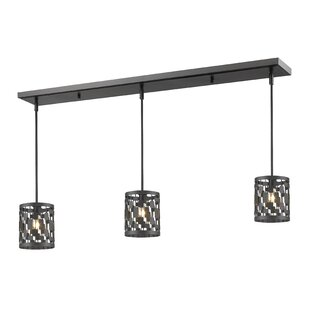 Ivy Bronx Fearn 3-Light Kitchen Island Pe..