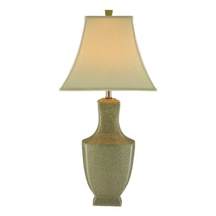 Asian inspired table lamps wayfair asian 295 table lamp aloadofball Image collections