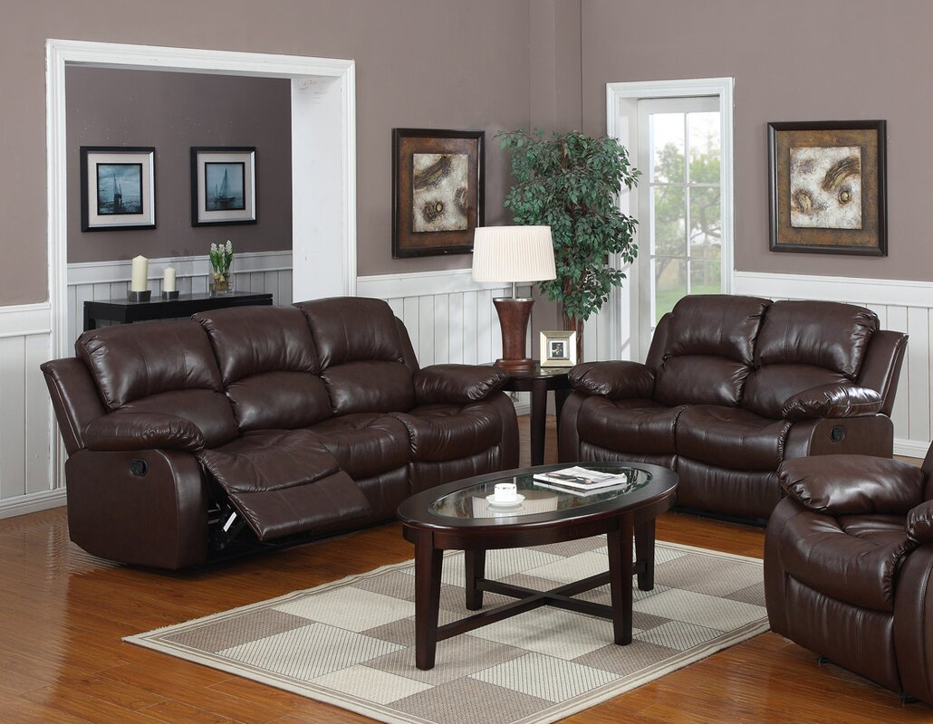 Bryce 2 Piece Living Room Set
