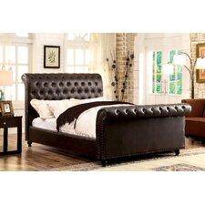 Ashton Upholstered Sleigh Bed by Hokku Designs