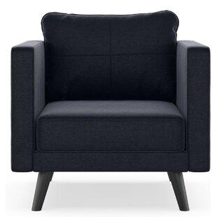 Superbe Coutu Mod Velvet Armchair