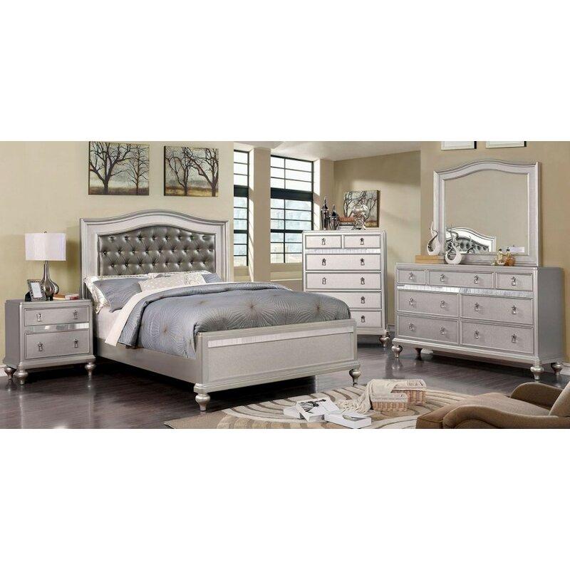 Rosdorf Park Tintah Configurable Bedroom Set Reviews Wayfair