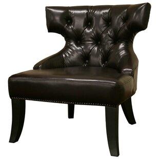 Wholesale Interiors Baxton Studio Barrel Chair