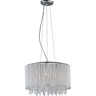 Benziger 7-Light Crystal Chandelier by Wi..