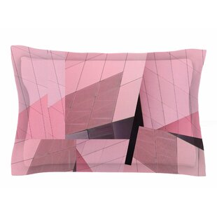 Tiny September 'Pink Flamingo' Digital Sham
