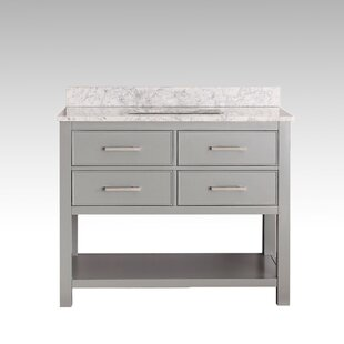 Harper 43 inch  Single Bathroom Vanity Set