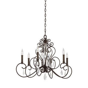 Inexpensive By rone 6-Light Chandelier By Astoria Grand