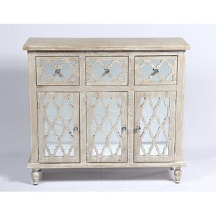 Amanda 3 Door Accent Cabinet by Ophelia & Co.