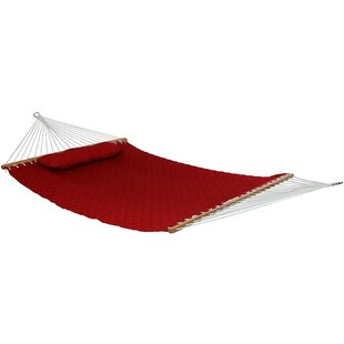 Sitz Quilted Designs Double Fabric 2 Person Tree Hammock