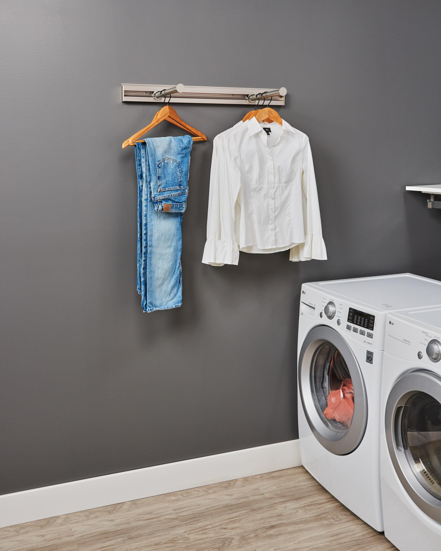 Orginnovations Inc Arrange A Space Simplicity Laundry Room Organizer Reviews Wayfair