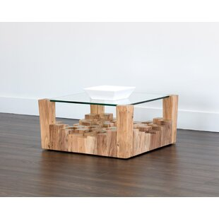 Sunpan Modern Locke Coffee Table