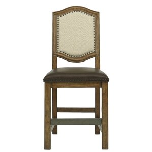 Gilcrest Wood Frame Side Chair by Loon Peak