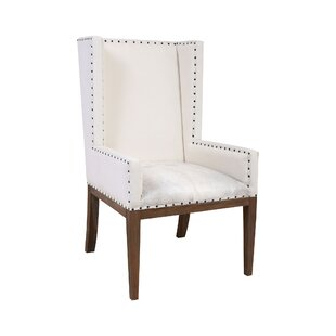 Bolanos Wingback Armchair by Darby Home Co