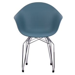 Schreiber Diamond Dining Chair by Wrought..