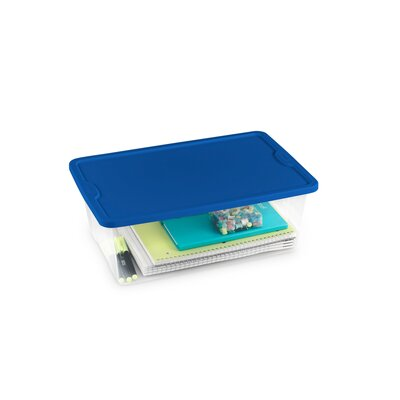 8 Piece Plastic Box Rebrilliant