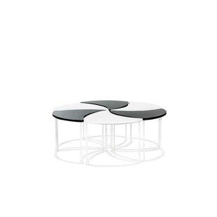 Modern Outdoor Modular Coffee Table