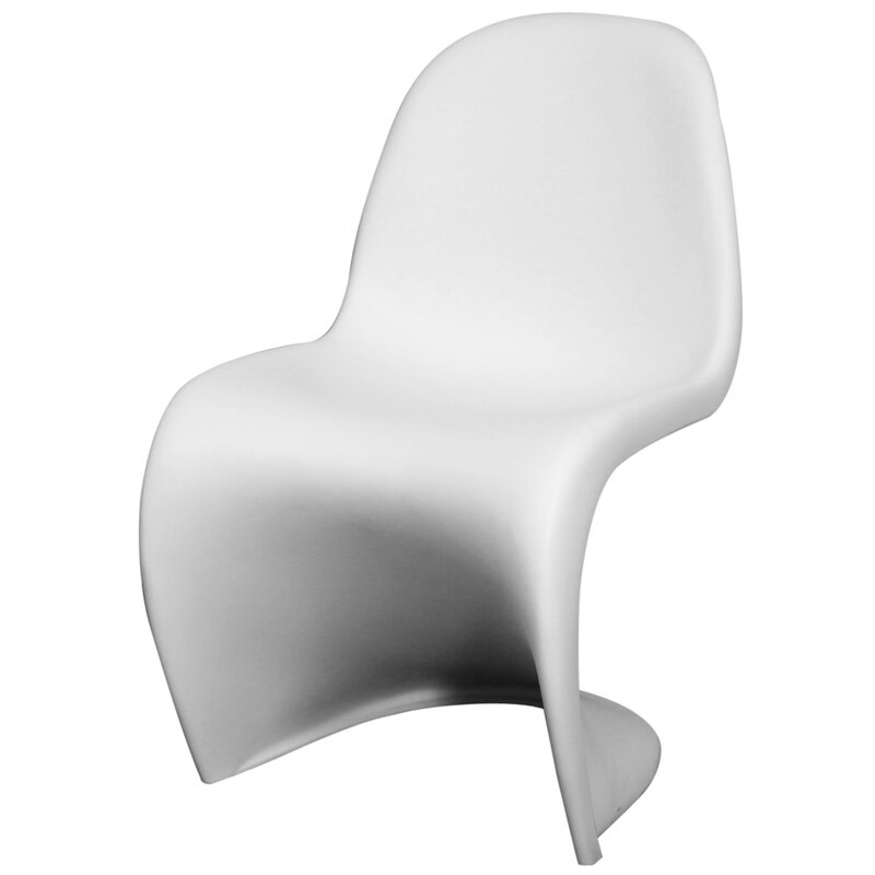 MIDCENTURY MODERN Decor Chair Alert! Modern Panton Style Chairs #panton #modern #curvy #chair
