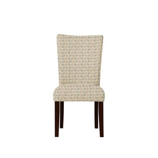 Red Barrel Studio Triche Upholstered Dining Chair (Set of 2)
