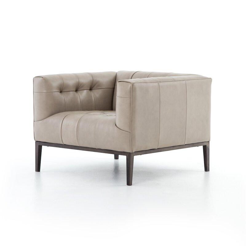 Superior Stefania Tufted Club Chair