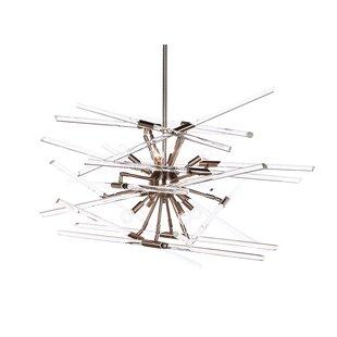 Aidan Gray Metal Sputnik Chandelier