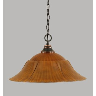Red Barrel Studio Salinas 1-Light Mini Pendant