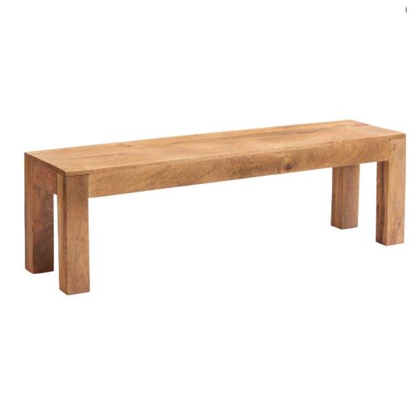 Adeliza Wood Bench