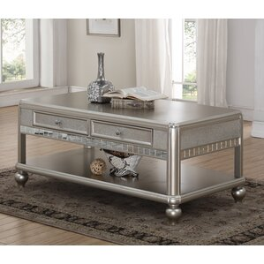 Malabar 2 Drawer Coffee Table ..