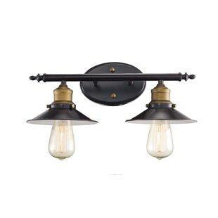 Trent Austin Design Baden-Powell 2-Light Vanity Light
