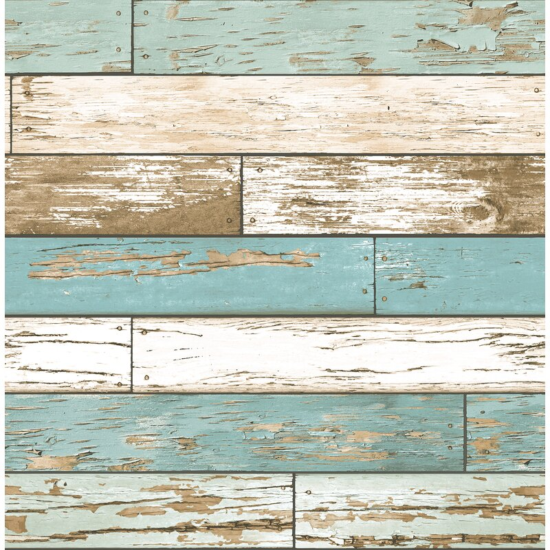 Brewster Home Fashions Scrap Weathered 2 X 20 5