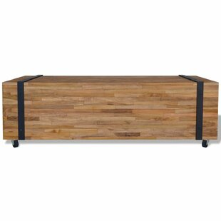 Genebern Teak Coffee Table By Borough Wharf