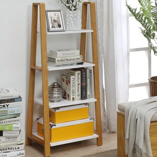 Kammerer Ladder Bookcase by Ebern Designs Reviews