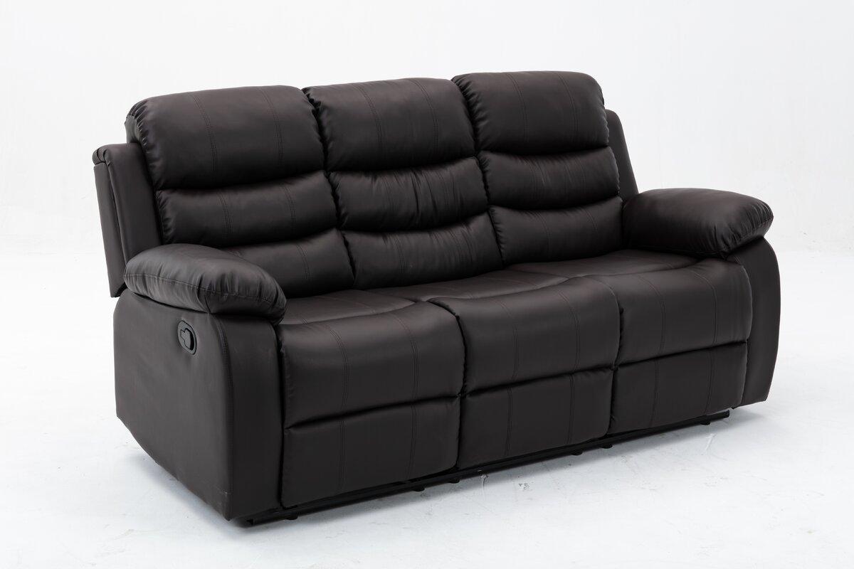 Ebern Designs Aaruhi Faux Leather 73