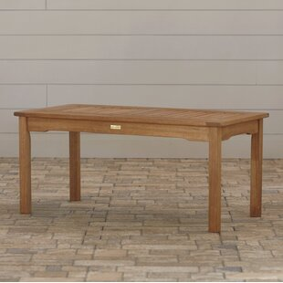 Willis Coffee Table By Sol 72 Outdoor