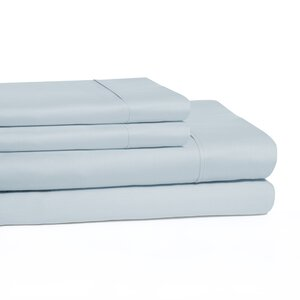Cullen 300 Thread Count Solid 100% Cotton Sheet Set