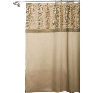 Serengeti Single Shower Curtain