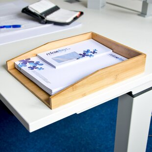 Jaxson Letter Tray By Natur Pur