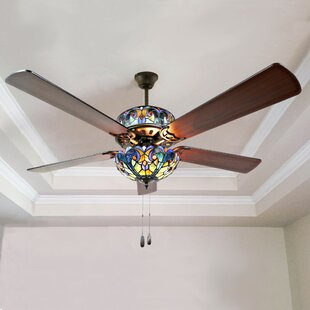 52 inch  5-Blade Ceiling Fan with Remote