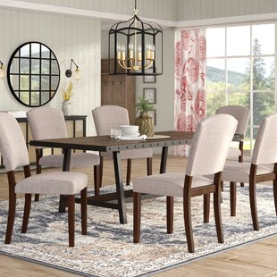 Cathie 7 Piece Dining Set Brayden Studio