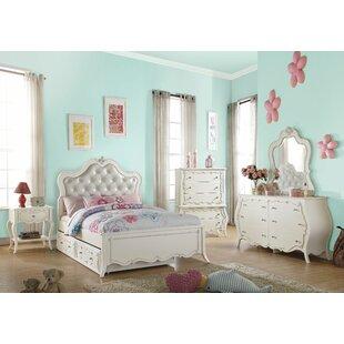 Merveilleux ConCo Arched Panel Configurable Bedroom Set