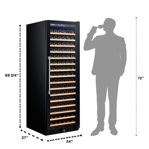 166 Bottle Single Zone Freestanding/Built-In Wine Cellar