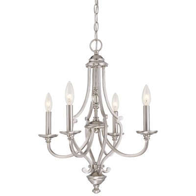 Darby Home Co Audane 4 Light Candle Style Classic Traditional Chandelier Darby Home Co From Wayfair North America Daily Mail