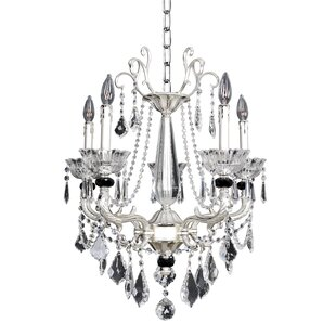 Allegri by Kalco Lighting Campra 5-Light Candle Style Chandelier
