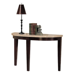 Matsumura Wooden Console Table ByWinston Porter