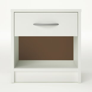 Nord 3 Drawer Bedside Table By 17 Stories