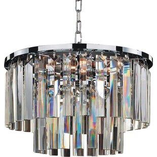 Glow Lighting Timeless 5-Light Chandelier