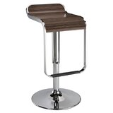 Reo Adjustable Height Bar Stool by Orren Ellis